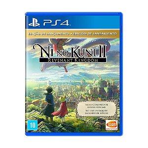 Jogo Ni no Kuni II: Revenant Kingdom (Edição de Lançamento) - PS4