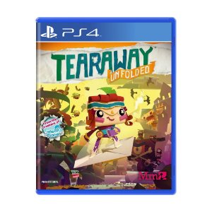 Jogo Tearaway Unfolded - PS4