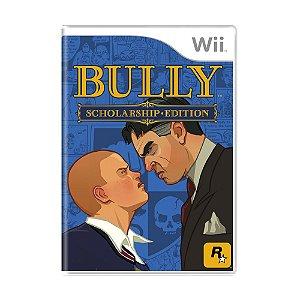 Jogo Bully: Scholarship Edition - Wii