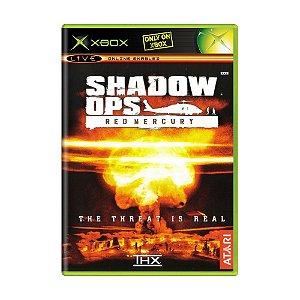 Jogo Shadow Ops: Red Mercury - Xbox