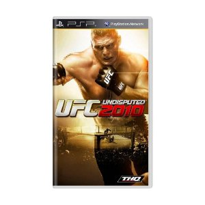 Jogo UFC Undisputed 2010 - PSP