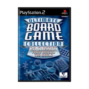 Jogo Ultimate Board Game Collection: 20 Classics From Around The World - PS2