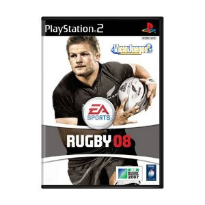 Jogo Rugby 08 - PS2