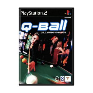 Jogo Q-Ball: Billiards Master - PS2