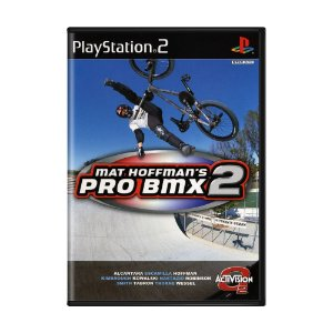 Jogo Mat Hoffman's Pro BMX 2 - PS2 (Europeu)
