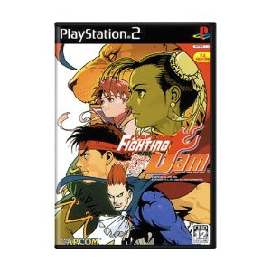 Jogo Capcom Fighting Jam - PS2