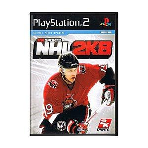 Jogo NHL 2K8 - PS2