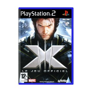 Jogo X-Men: Le Jeu Officiel - PS2 [Europeu]