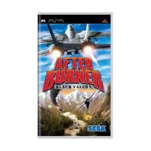 Jogo After Burner: Black Falcon - PSP