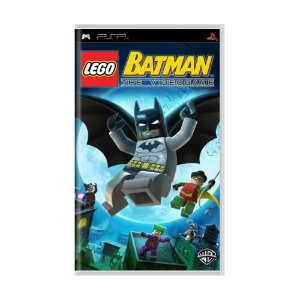 Jogo LEGO Batman: The Video Game - PSP
