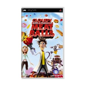 Jogo Cloudy With A Chance Of Meatballs - PSP