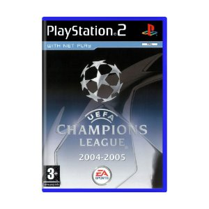 Jogo UEFA Champions League 2004-2005 - PS2 (Europeu)