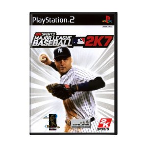 Jogo Major League Baseball 2K7 - PS2