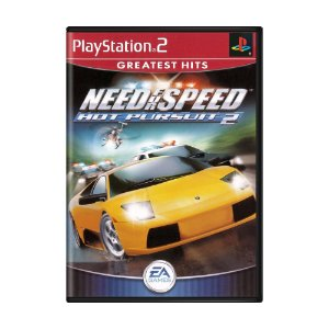 Jogo Need for Speed: Hot Pursuit 2 - PS2