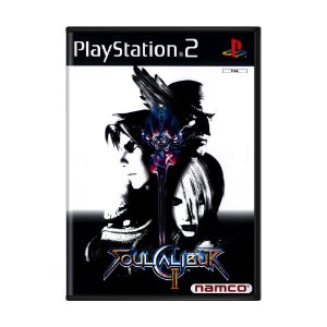 Jogo SoulCalibur II - PS2