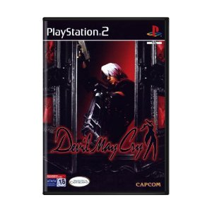 Jogo Devil May Cry - PS2 (Europeu)