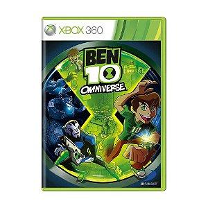 Jogo Ben 10: Omniverse - Xbox 360