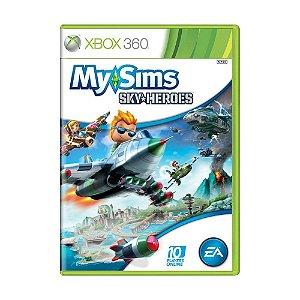 Jogo MySims SkyHeroes - Xbox 360