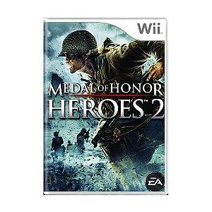 Jogo Medal of Honor: Heroes 2 - Wii