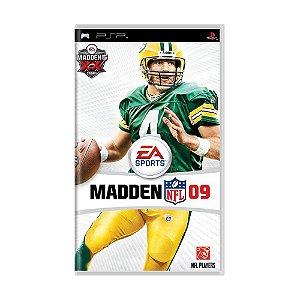 Jogo Madden NFL 09 - PSP