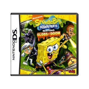 Jogo Spongebob Squarepants: Globs of Doom - DS