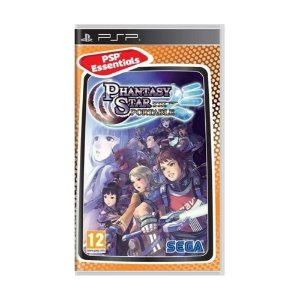 Jogo Phantasy Star Portable - PSP (Europeu)