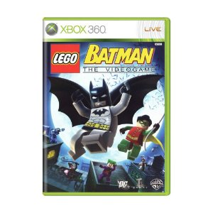 Jogo LEGO Batman: The Video Game + Pure - Xbox 360