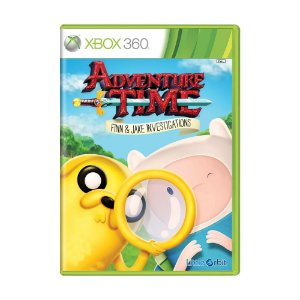 Jogo Adventure Time: Finn and Jake Investigations - Xbox 360