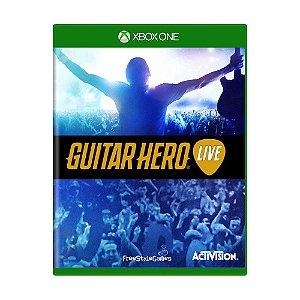 Jogo Guitar Hero Live - Xbox One