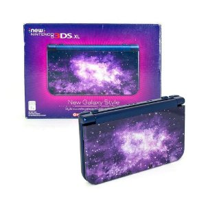 Console Nintendo New 3DS XL (New Galaxy Style) - Nintendo
