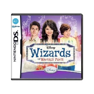 Jogo Wizards of Waverly Place - DS