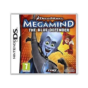 Jogo Megamind: The Blue Defender - DS (Europeu)