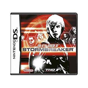 Jogo Alex Rider: Stormbreaker - DS