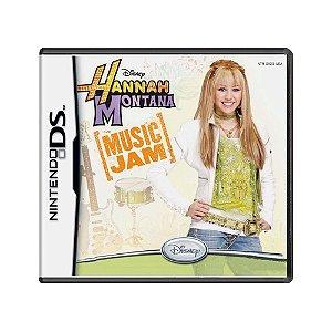 Jogo Hannah Montana: Music Jam - DS