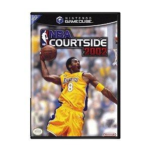 Jogo NBA Courtside 2002 - GameCube