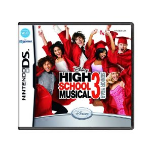 Jogo Disney High School Musical 3: Senior Year - DS