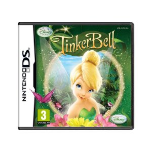 Jogo Disney Fairies: Tinker Bell - DS [Europeu]