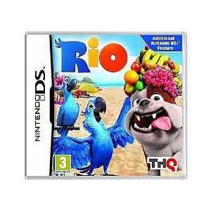 Jogo Rio - DS (Europeu)