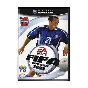 Jogo Fifa Soccer 2003 - GameCube