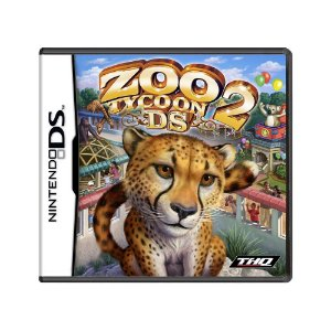 Jogo Zoo Tycoon 2 - DS