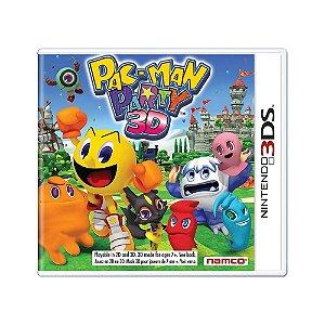 Jogo Pac-Man Party 3D - 3DS