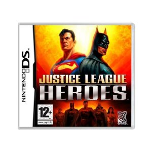 Jogo Justice League Heroes - DS (Europeu)