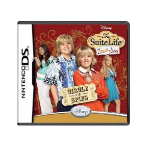 Jogo The Suite Life of Zack & Cody: Circle of Spies - DS