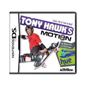 Jogo Tony Hawk's Motion - DS