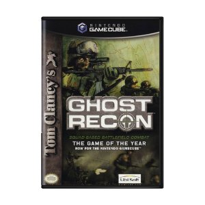 Jogo Tom Clancy's Ghost Recon - GameCube