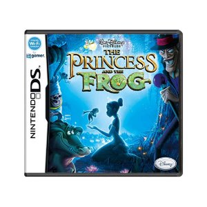 Jogo Disney The Princess and the Frog - DS