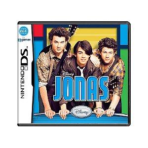 Jogo Jonas - DS