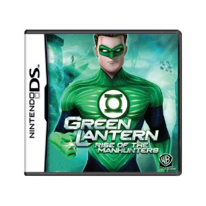 Jogo Green Lantern: Rise of the Manhunters - DS