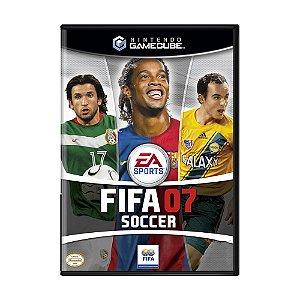 Jogo FIFA Soccer 07 - GameCube