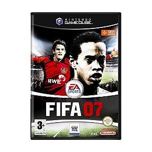 Jogo Fifa 07 - GameCube (Europeu)